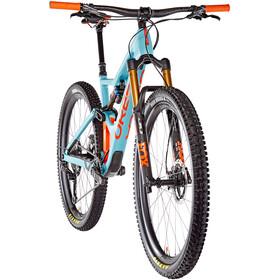 Orbea Occam M-LTD, blue/orange